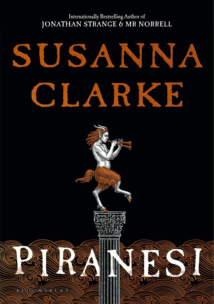 Cover of Susanna Clarke's Piranesi